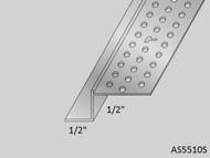 Vinyl Trim Reglets - Z Shadow Bead - CAP Drywall Trims