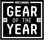 Men's Journal Gear of the Year badge