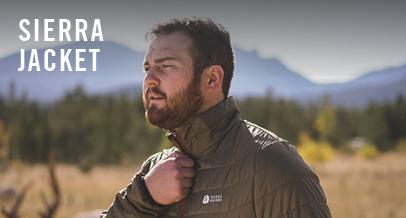 Sierra DriDown Jacket