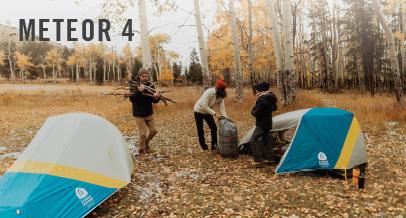 Meteor 4 Tent