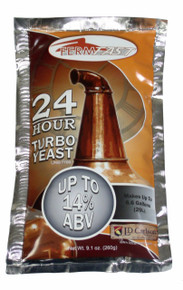 Fermfast 24 Hour Turbo Yeast