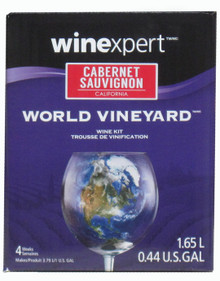 California Cabernet Sauvignon Wine Kit