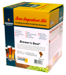 Brewer's Best American Classic One Gallon Ingredient Kit