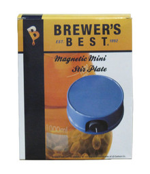 Brewer's Best® Magnetic Mini Stir Plate