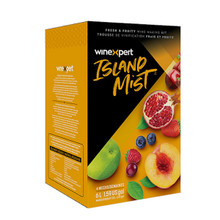Island Mist Peach Apricot Wine Kit Box