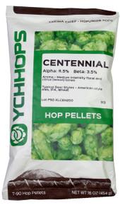 Centennial Hop Pellets - 1 pound