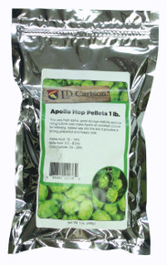 Apollo Hop Pellets 1 pound Bag