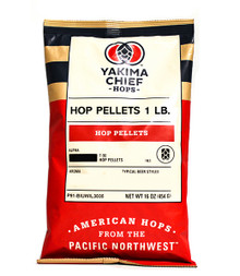 Czech Saaz Hops Pellet 1 lb bag