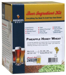 Brewer's Best Pineapple Honey Wheat