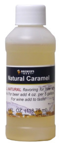 Brewer's Best Natural Caramel Flavoring