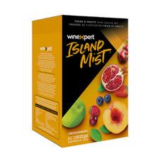 Island Mist Raspberry Peach Sangria Wine Kit Box