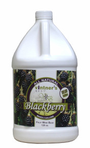 Vintner's Best Blackberry Fruit Wine Base