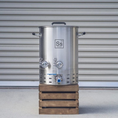Ss Brewing Technologies 20 Gallon Brew Kettle Brewmaster Edition