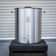 Ss Brewing Technologies 30 Gallon Brew Kettle