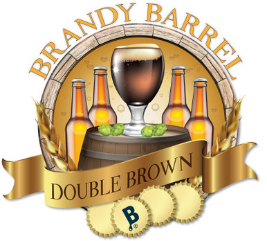 Brewer's Best Brandy Barrel Double Brown
