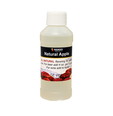 Brewer's Best Natural Apple Flavoring