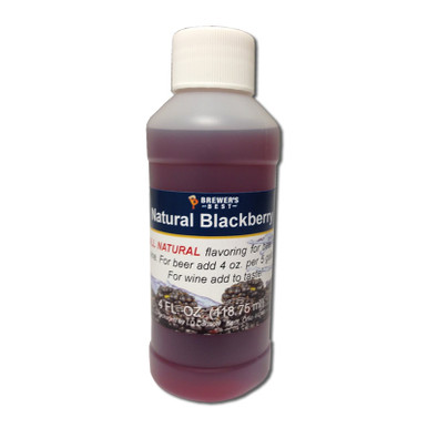 Brewer's Best Natural Blackberry Flavoring
