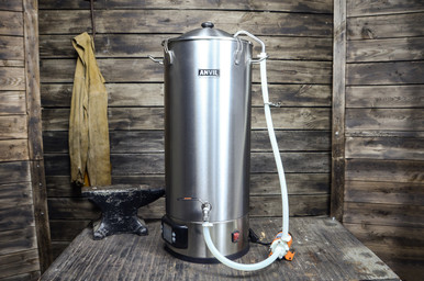 Anvil Foundry 10.5 gallon brewing system with recirculating pump