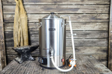 Anvil Foundry 6.5 Gallon All-In-One Brewing System With Pump