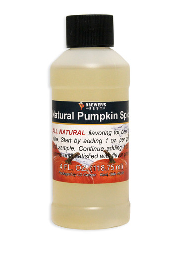 Brewer's Best Natural Pumpkin Spice Flavoring