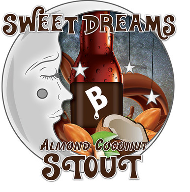 Brewer's Best Sweet Dreams Almond Coconut Stout
