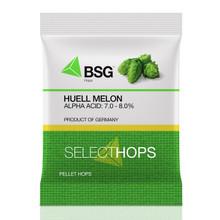 Huell Melon Hop Pellets, 8 oz Package