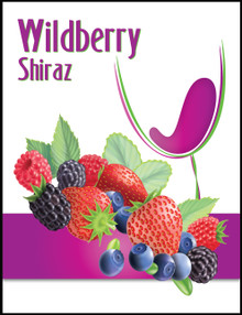 Island Mist Wildberry Shiraz Labels