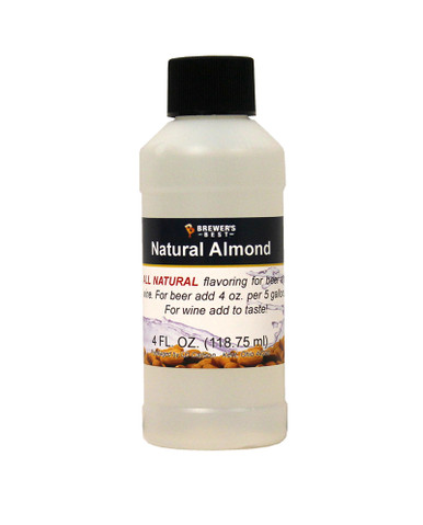 Brewer's Best Natural Almond Flavoring