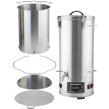 DigiMash Electric Brewing System Full View