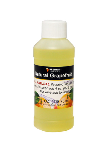 Brewer's Best Natural Grapefruit Flavoring