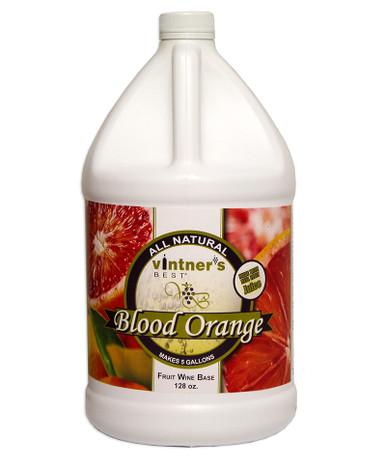 Vintner's Best Blood Orange Fruit Wine Base