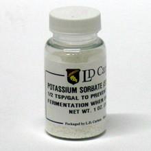 Potassium Metabisulfite - 2 oz bottle