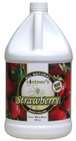 Vintner's Best Strawberry Fruit Wine Base