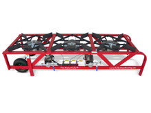 Alpha Ruby Frame - Natural Gas