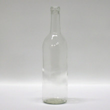 750 ml Clear  Bordeaux Bottles