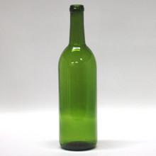 750 ML Champagne Green Bordeaux Bottles