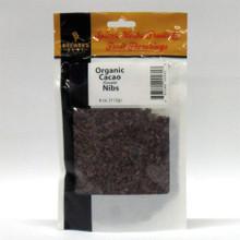Organic Cacao Nibs  4oz.