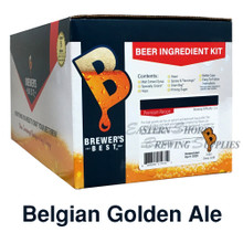 Brewer's Best Belgian Golden Ale Recipe Kit