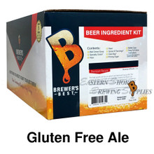 Brewer's Best Gluten Free Ale Ingredient kit