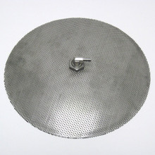 "Stainless Steel False Bottom (12"" Diameter)"