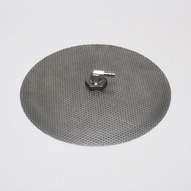 """Stainless Steel False Bottom (9"""" diameter)"""