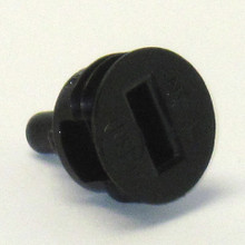 Replacement Plug Cap - Black