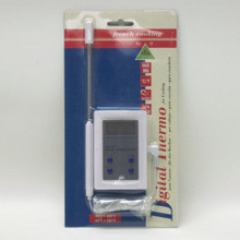 Digital Thermometer w/Probe