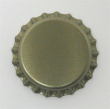 Gold Oxygen Barrier Crown Cap