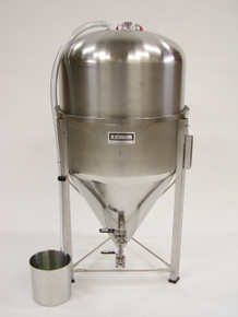 42 Gallon Blichmann Fermenator™ Conical Fermentor with Tri-clamp Fittings