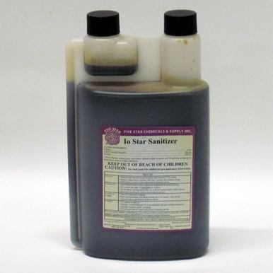 IO-Star Sanitizer 32 oz Bottle