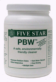 PBW ( Powdered Brewery Wash) 4 lbs