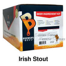 Brewer's Best Irish Stout recipe kit