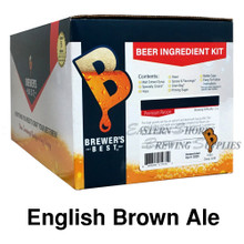Brewer's Best English Brown Ale