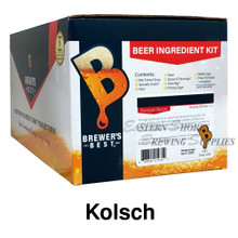 Brewer's Best Kolsch recipe kit